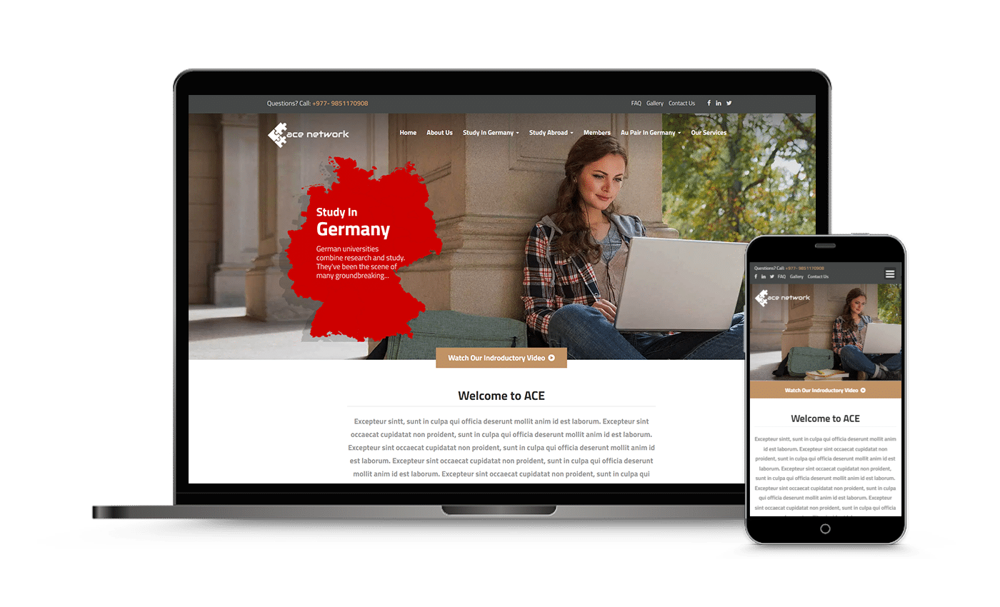 Theme Nepal Web Design In Nepal
