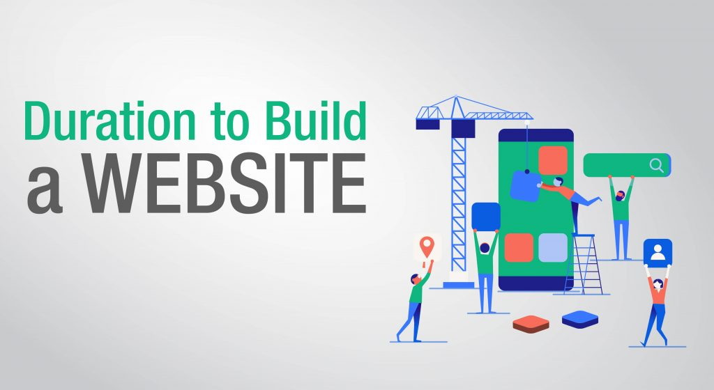Duration to Build a Website